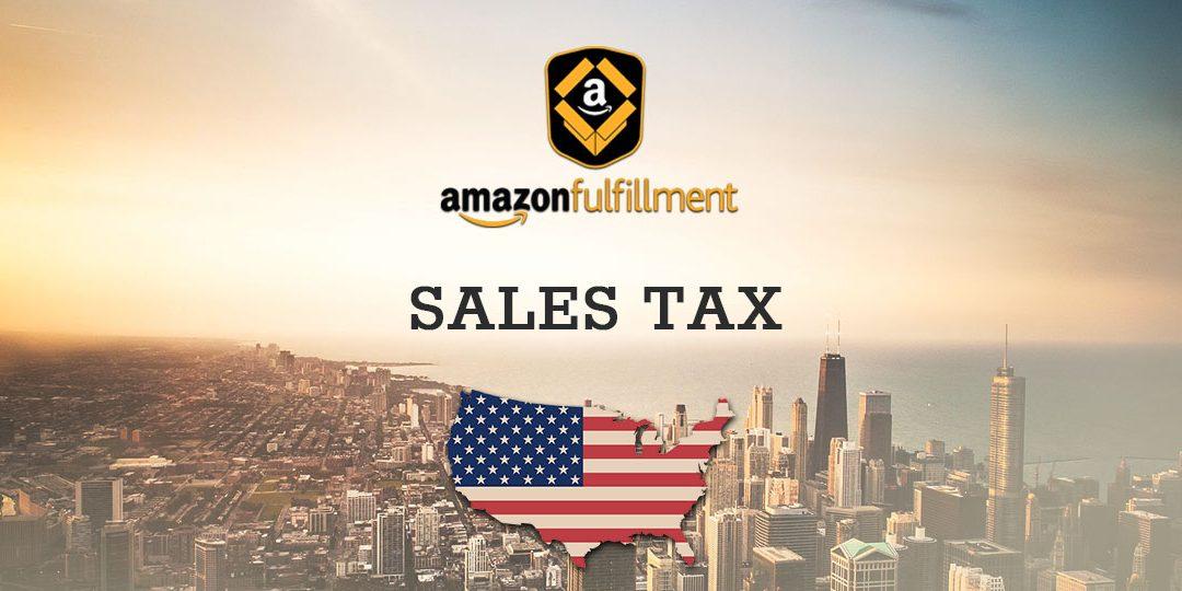 Podatek stanowy Sales Tax – Amazon FBA (fulfillment) w USA