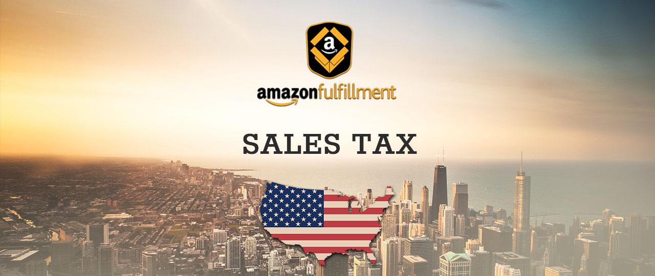 Podatek stanowy Sales Tax - Amazon FBA (fulfillment) w USA