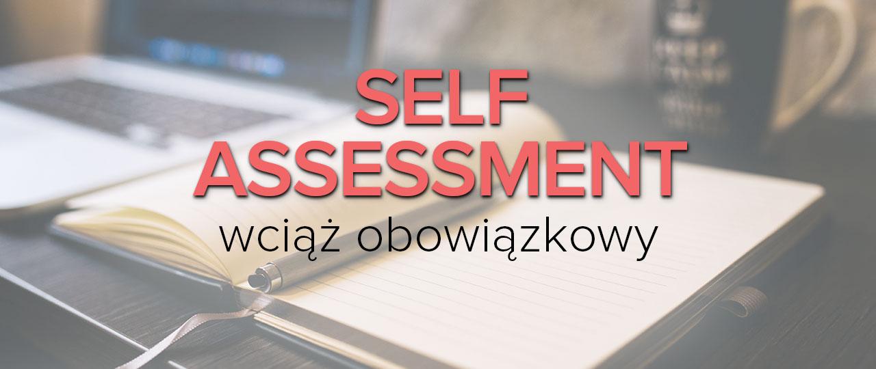 Dlaczego SELF ASSESSMENT jest wciąż obowiązkowy dla dyrektorów spółek ltd
