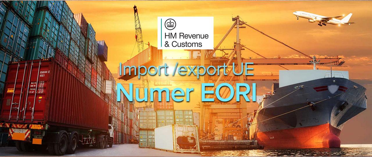 Numer-Eori-Import Eksport Unia Europejska