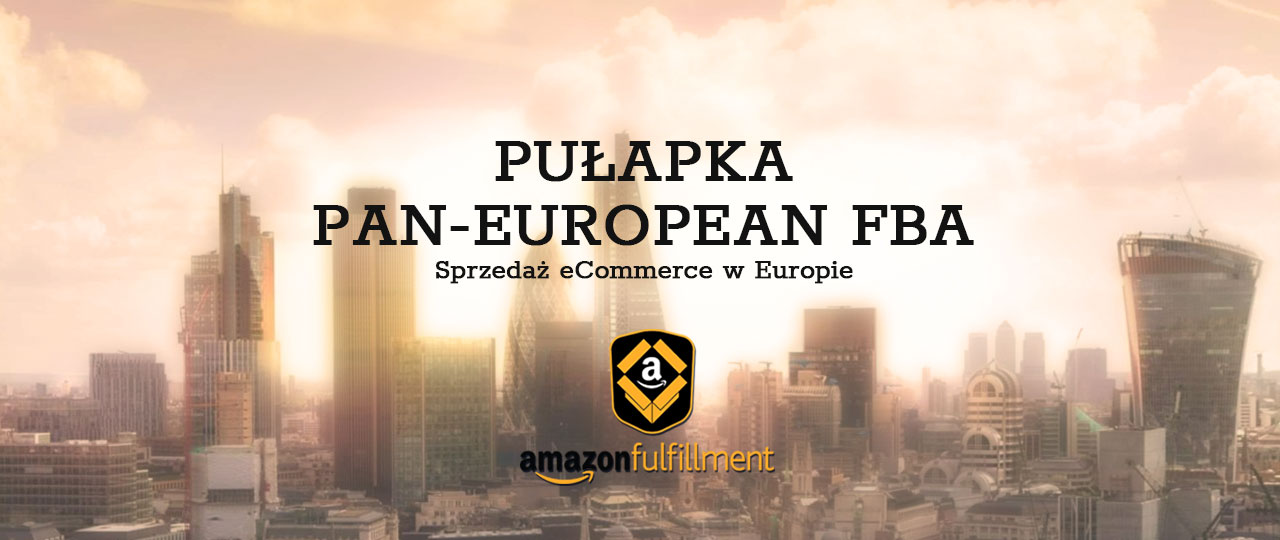 Pułapka Amazon Pan European