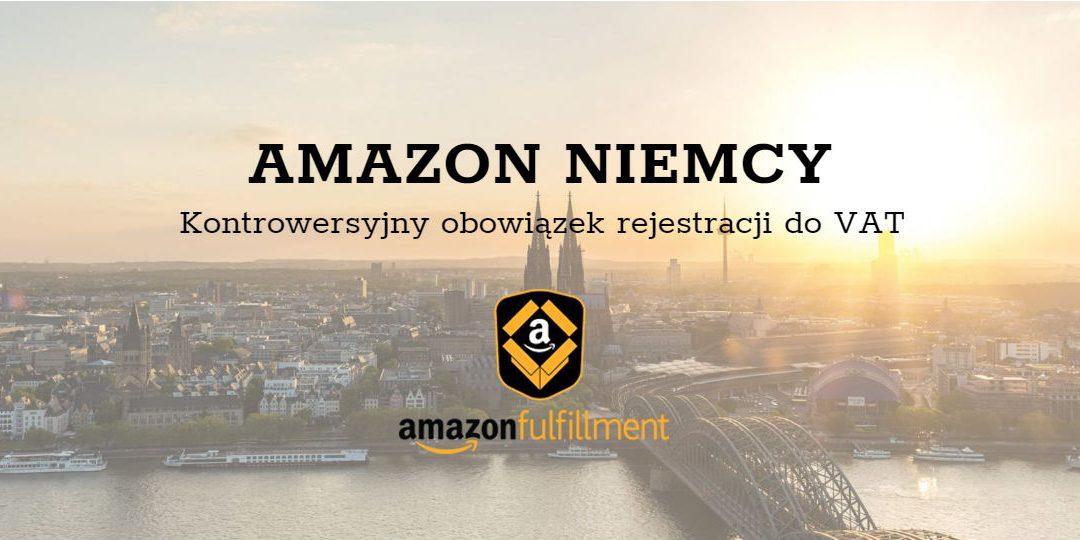 Amazon Niemcy – kontrowersyjny obowiązek rejestracji do VAT – problem rozwiązany?