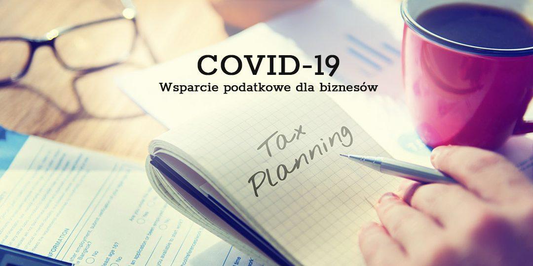 COVID-19 – wsparcie podatkowe dla spółek ltd i biznesów w UK