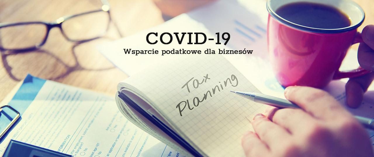 COVID-19 wsparcie podatkowe dla biznesow w UK